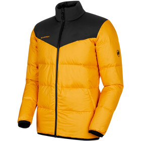 Mammut Whitehorn IN Giacca Uomo, golden-black